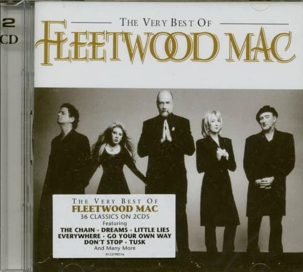 The Very Best Of Fleetwood Mac (2-CD)