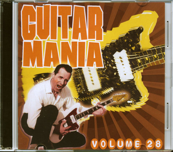 Guitar Mania Vol.28 (CD)