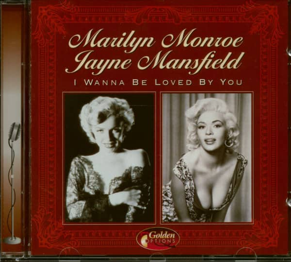 I Wanna Be Loved By You (CD)