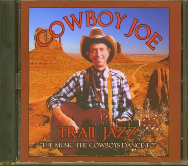 Cowboy Joe - Trail Jazz (CD)