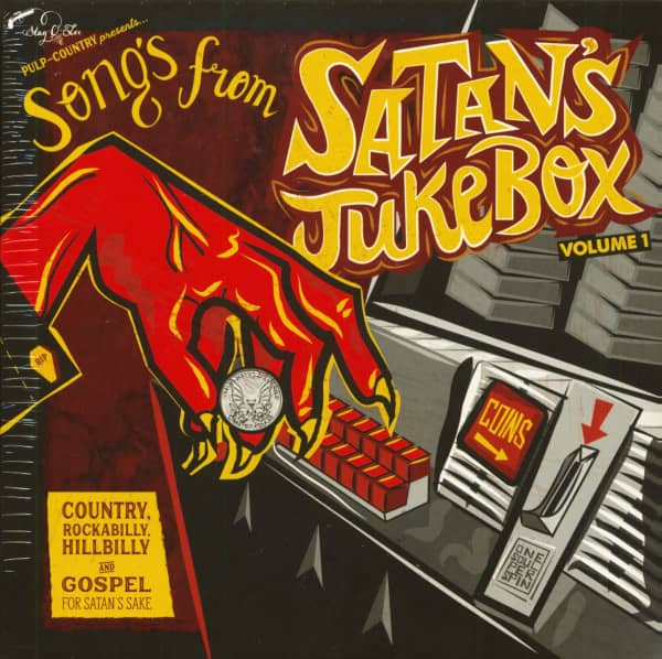 Songs From Satan's Juke Box Vol.1 (10inch LP)
