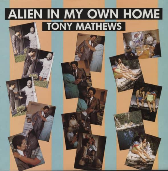 Alien In My Own Home