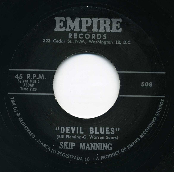 Devil Blues - Ham & Eggs 7inch, 45rpm