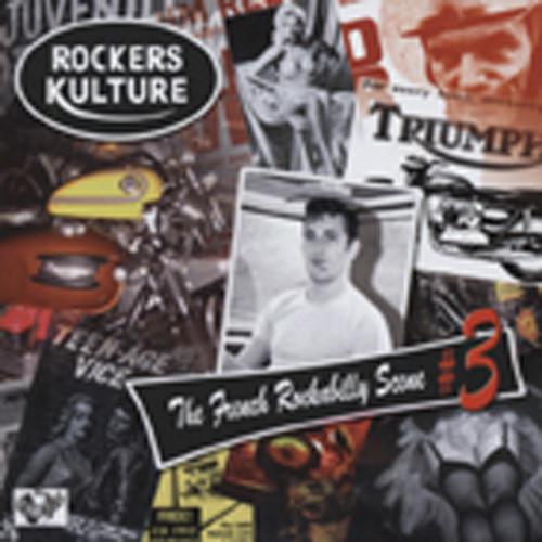 Vol.3, Rockers Culture - French Rockabilly