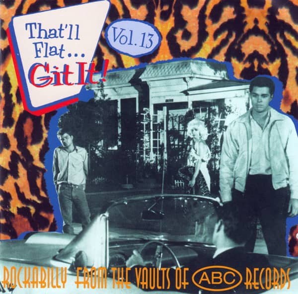 Vol.13 - Rockabilly From The Vaults Of ABC Records (CD)