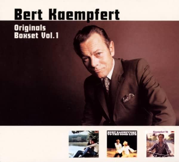 Originals Boxset Vol.1 3-CD