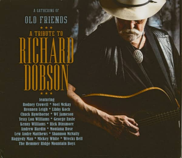 Old Friends -Tribute To Richard Dobson (CD)