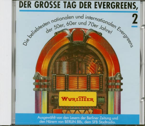 Der grosse Tag der Evergreens Vol.2 (CD)