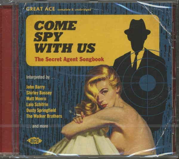 Come Spy With Us - The Secret Agent Songbook