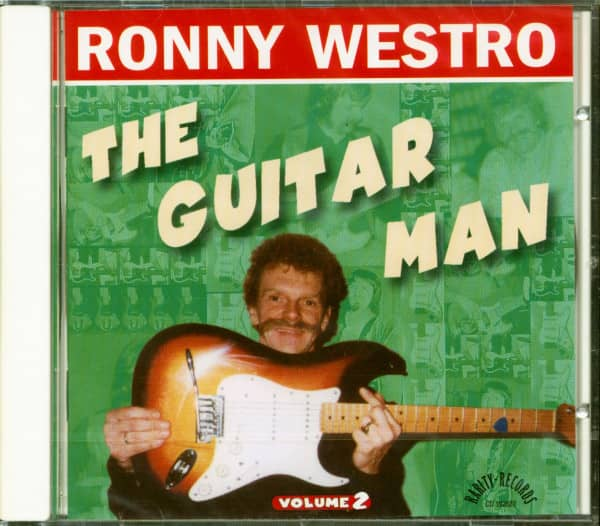 The Guitar Man Vol.2 (CD)
