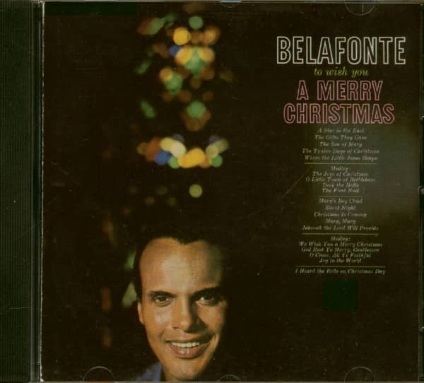 To Wish You A Merry Christmas (CD)