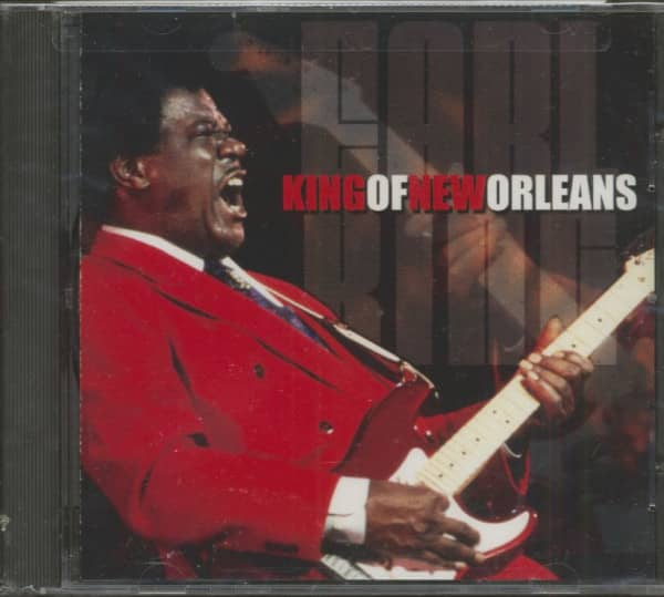 King Of New Orleans (CD)
