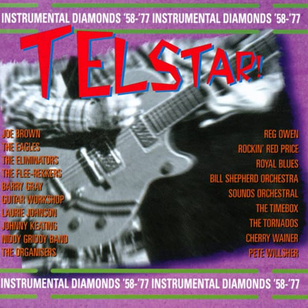 Telstar - Instrumental Diamonds 58-77 2-CD