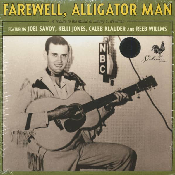 Farewell, Alligator Man: A Tribute to the Music of Jimmy C. Newman (LP)