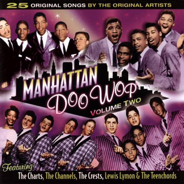 Vol.2, Manhattan Doo Wop