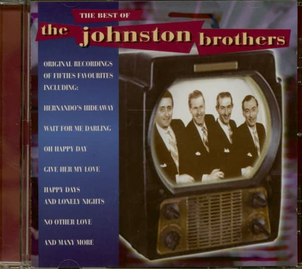 The Best Of Johnston Brothers (CD)