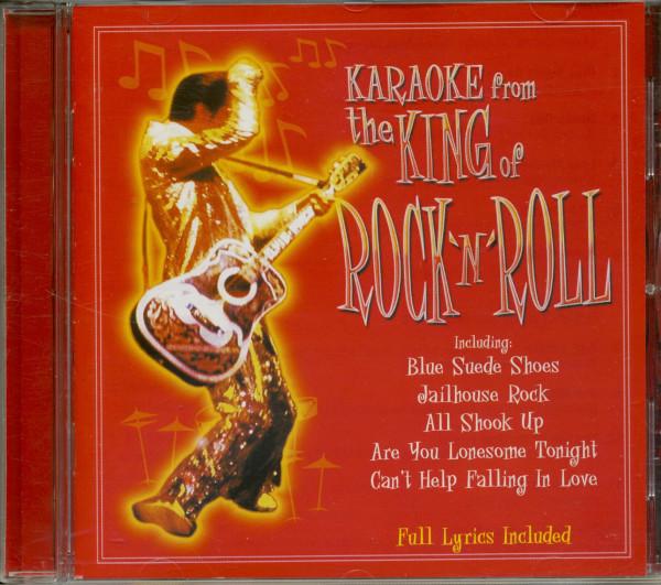 Karaoke - From The King Of R&R (& Lyrics)