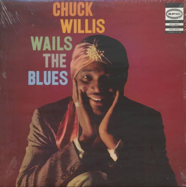 Chuck Willis Wails The Blues (LP)