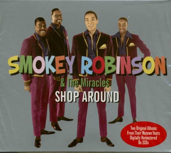 Shop Around (2-CD)