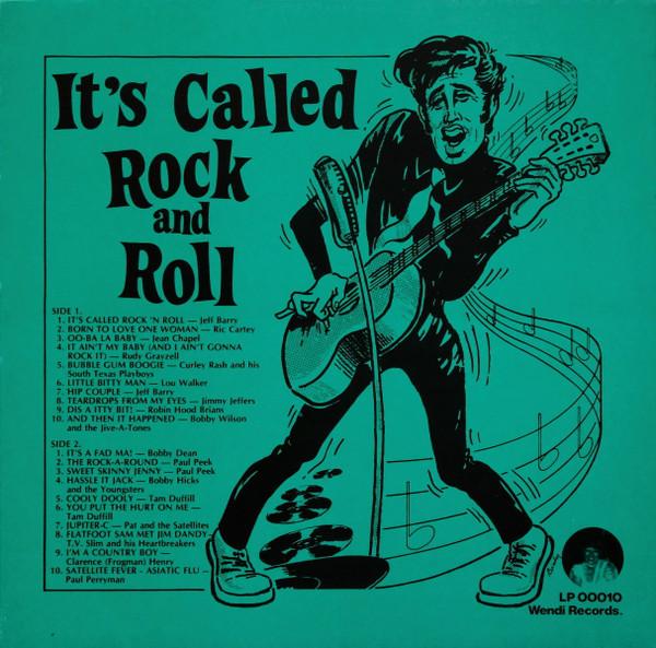 It's Called Rock & Roll (LP)