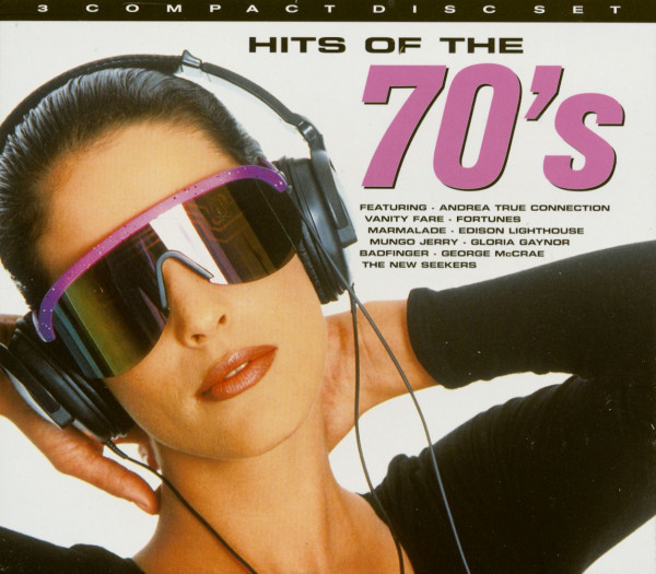 Hits Of The 70's (3-CD)