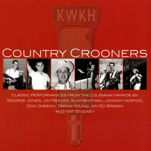 Country Crooners At The Lousiana Hayride