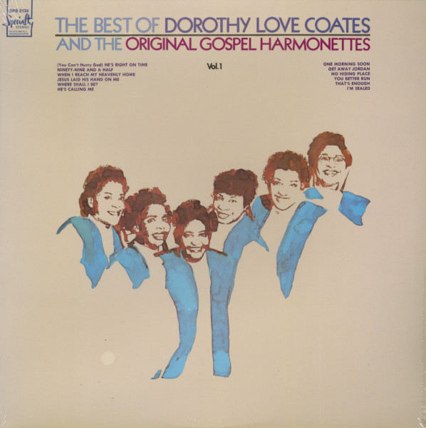The Best Of Dorothy Love Coates (LP)