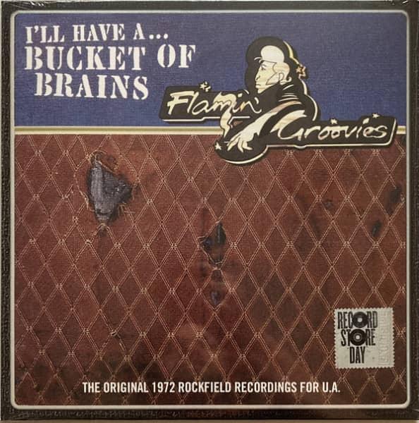 A Bucket Of Brains (LP, 10inch, Ltd.)