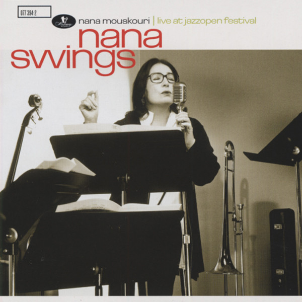 Nana Swings - Live At Jazzopen Festival