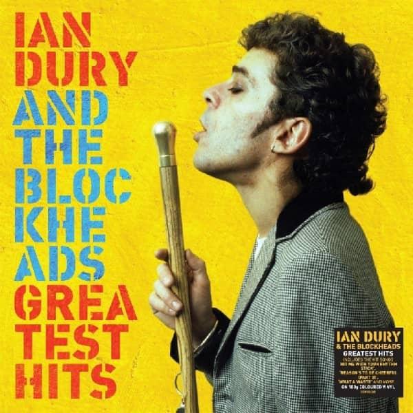 Greatest Hits (LP, 180g Coloured Vinyl)