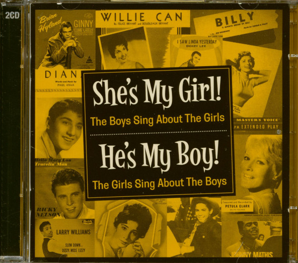 She's My Girl! He's My Boy! (2-CD)
