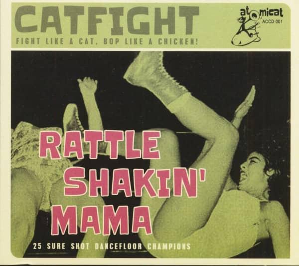 Catfight - Rattle Shakin' Mama (CD)