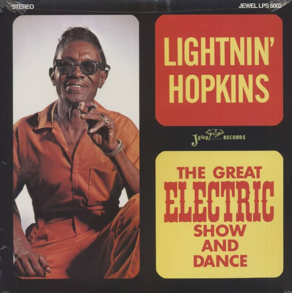 The Great Electric Show And Dance (LP)