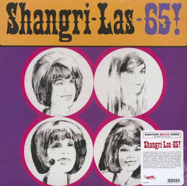 Shangri-Las 65! (LP)
