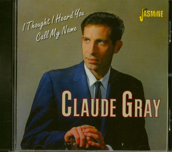 I Thought I Heard You Call My Name (CD)