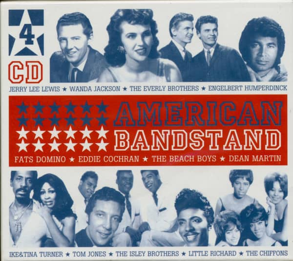 American Bandstand (4-CD)