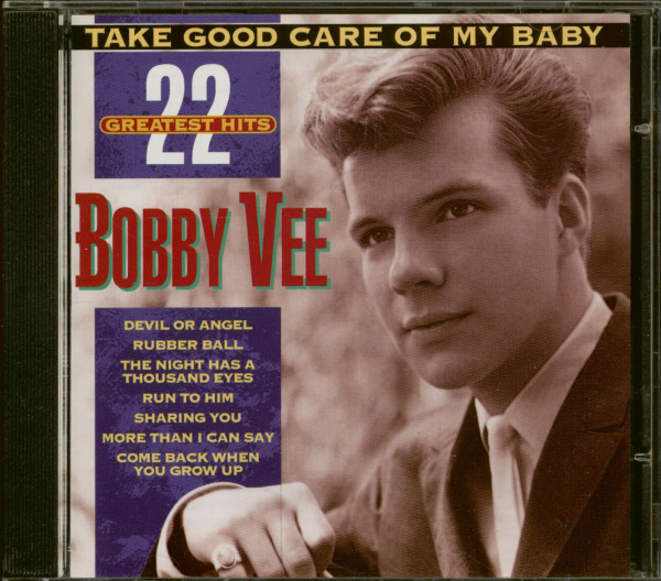 Take Good Care Of My Baby (CD)