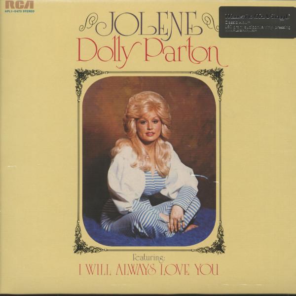 Jolene (180g vinyl)