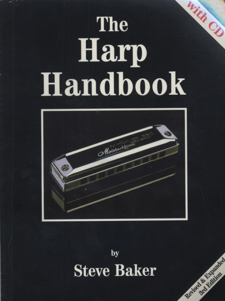 The Harp Handbook (Buch+CD)