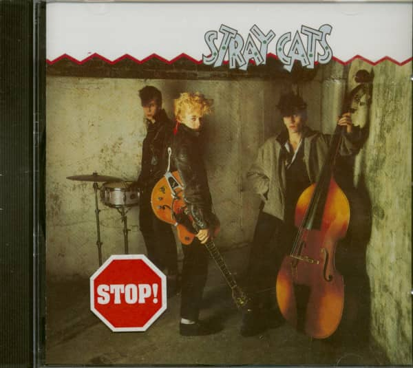 Stray Cats - 3 Alben (3-CD-Set)