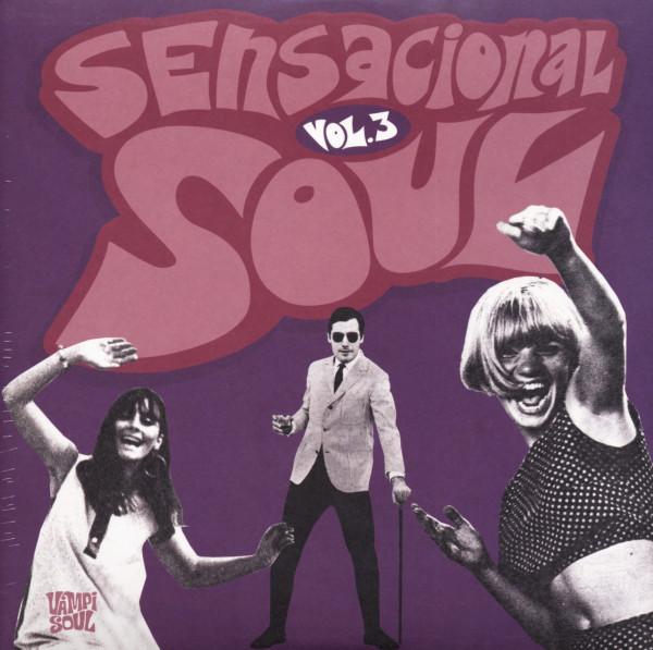 Vol.3, Sensacional Soul (2-LP)