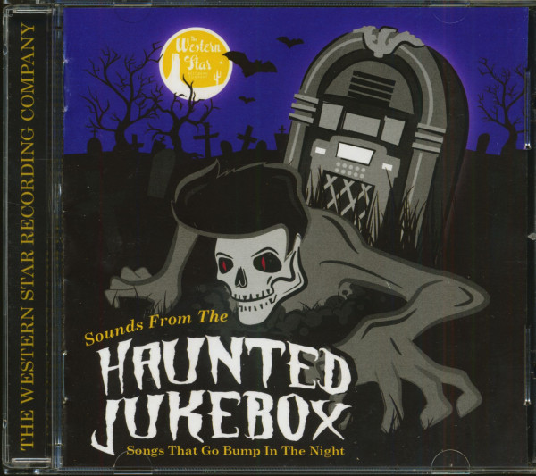 Sounds From The Haunted Jukebox (CD)