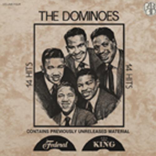 14 Hits - The Dominoes, Vol. 4 (LP)