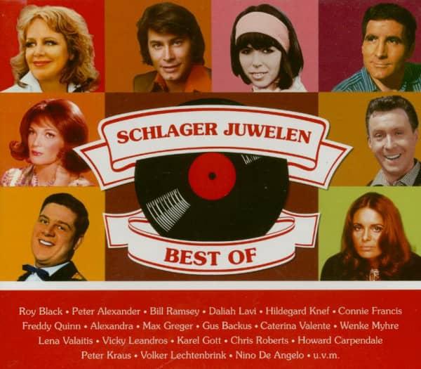 Schlagerjuwelen - Best Of (3-CD)