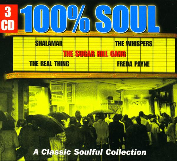 100% Soul 3-CD