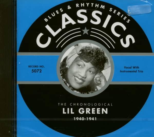 Classics 1940-1941 (CD)