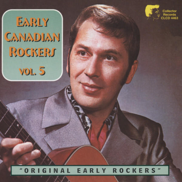 Vol.5, Early Canadian Rockers