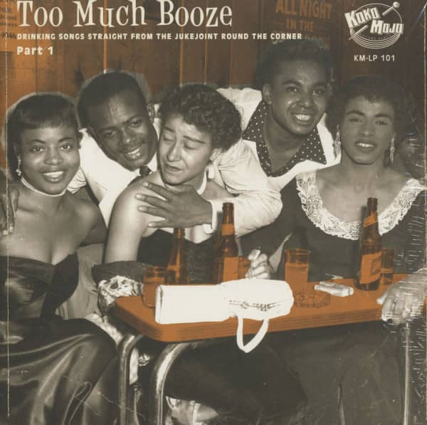 Too Much Booze (LP)