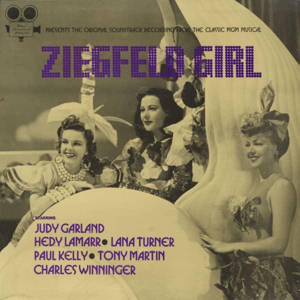 Ziegfeld Girl - Soundtrack (LP)