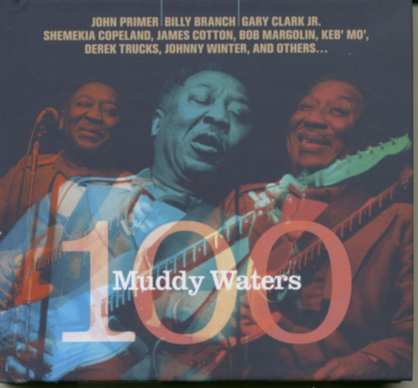 Muddy Waters 100 (CD)